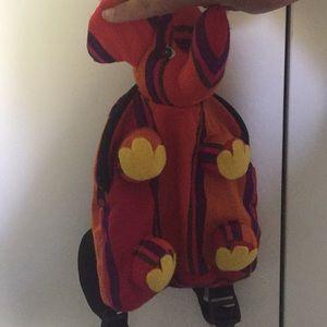 Handbags - Handmade elephant backpack